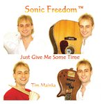 Just Give Me Some Time CD cover